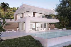 moderne golf villa Estepona costa del sol