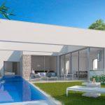 Moderne villa in Guadamar Costa Blanca Zuid