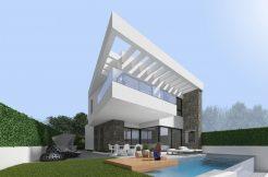 Moderne villa Ciudad Quesada costa blanca