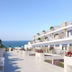 zeezicht strand appartementen Alicante
