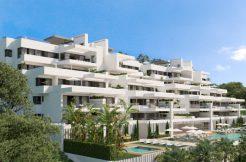 moderne zeezicht appartementen costa del sol estepona