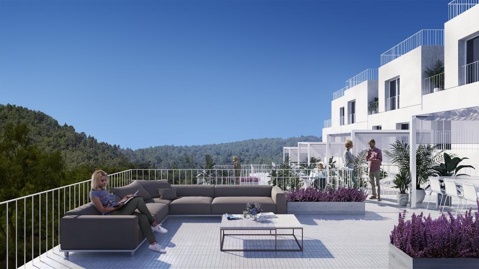 moderne woningen benahavis marbella spanje