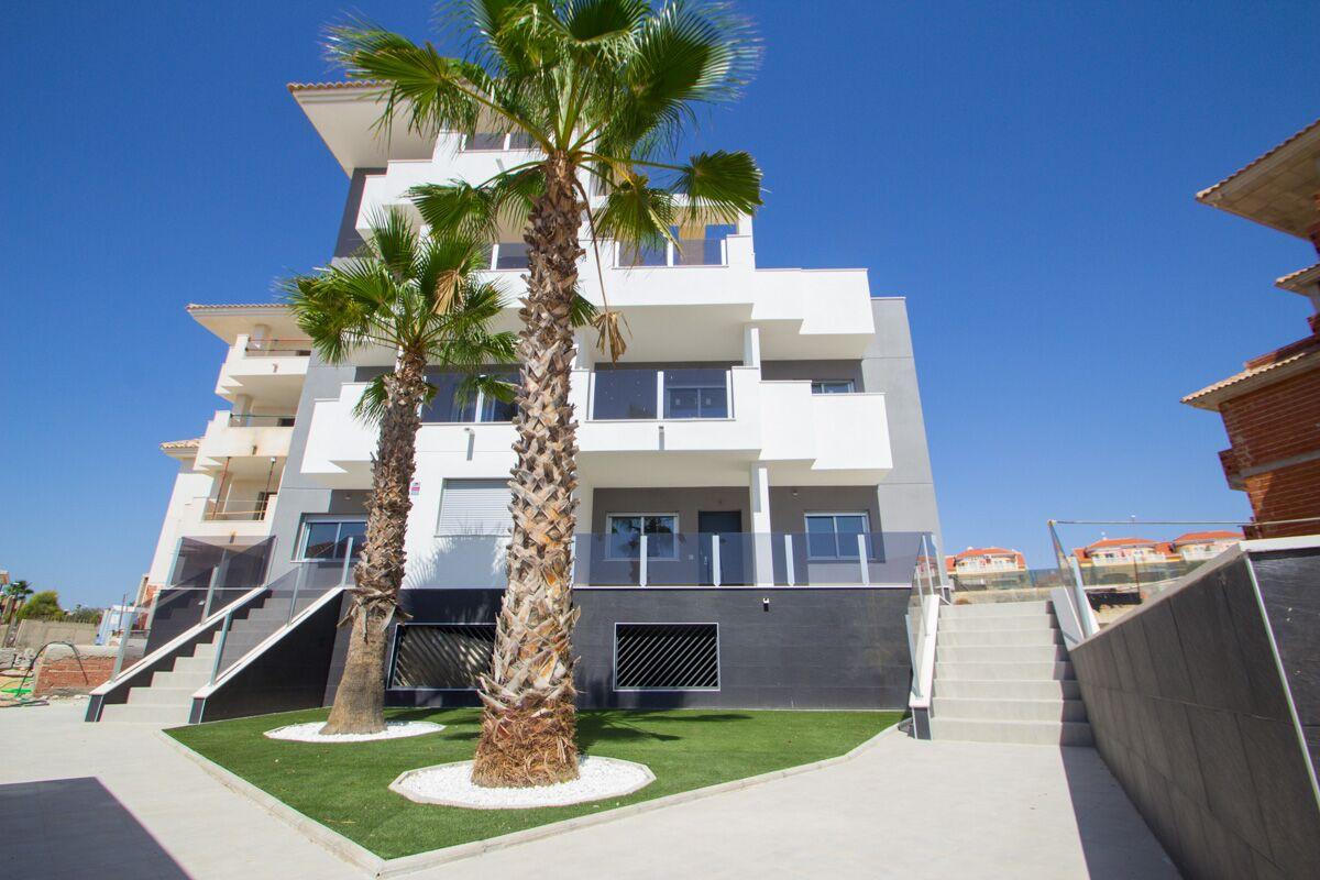 Moderne appartementen in Orihuela Costa