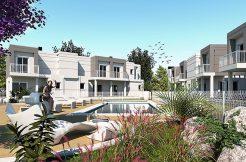moderne strand appartementen denia costa blanca