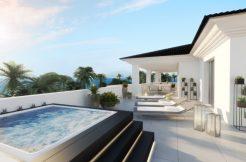 Moderne luxe appartementen Estepona costa del sol