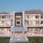 moderne villa benahavis