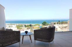 modern zeezicht appartement Cran Alacant Spanje