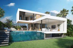moderne villa new golden mile estepona costa del sol