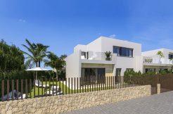 Moderne strand villa's Torre de la Horadada