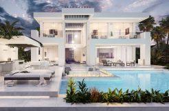 moderne zeezicht villa riviera del sol marbella