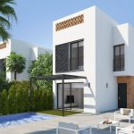 Moderne villa's Benijofar costa blanca zuid