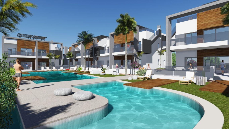 appartementen in Guardamar Costa Blanca Zuid