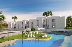 Moderne woningen iSan Miquel costa blanca