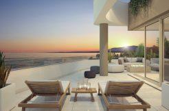 zeezicht appartementen Mijas costa costa del sol
