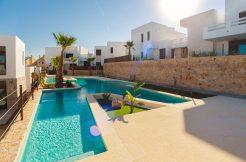 Geschakelde villa's appartementen Orihuela Costa
