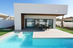 Vrijstaande bungalows Guardamar costa blanca