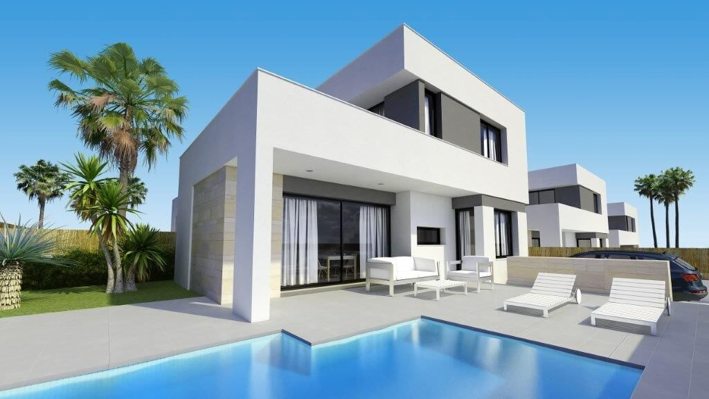 moderne luxe villa 39 s villamartin costa blanca spanje specials. Black Bedroom Furniture Sets. Home Design Ideas
