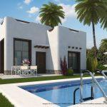 Moderne vrijstaande villa Costa Blanca Zuid