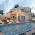 Luxe villa Campoamor Orihuela Costa costa blanca