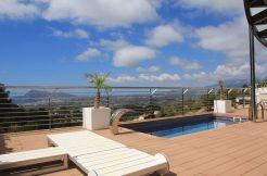moderne zeezicht woningen Altea Costa Blanca