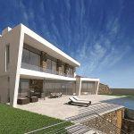 moderne zeezicht villa altea costa blanca