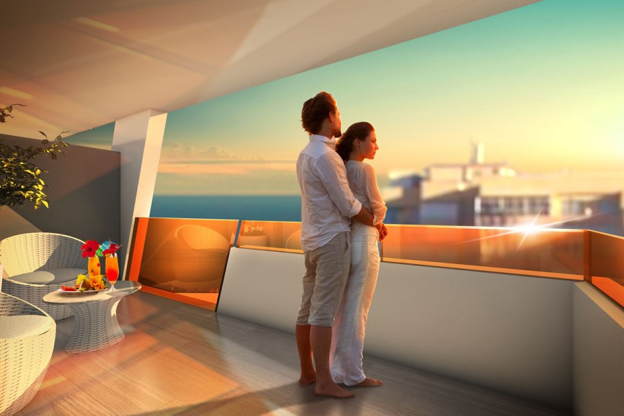 Appartementen en penthouses op 90 meter van strand in Torrevieja