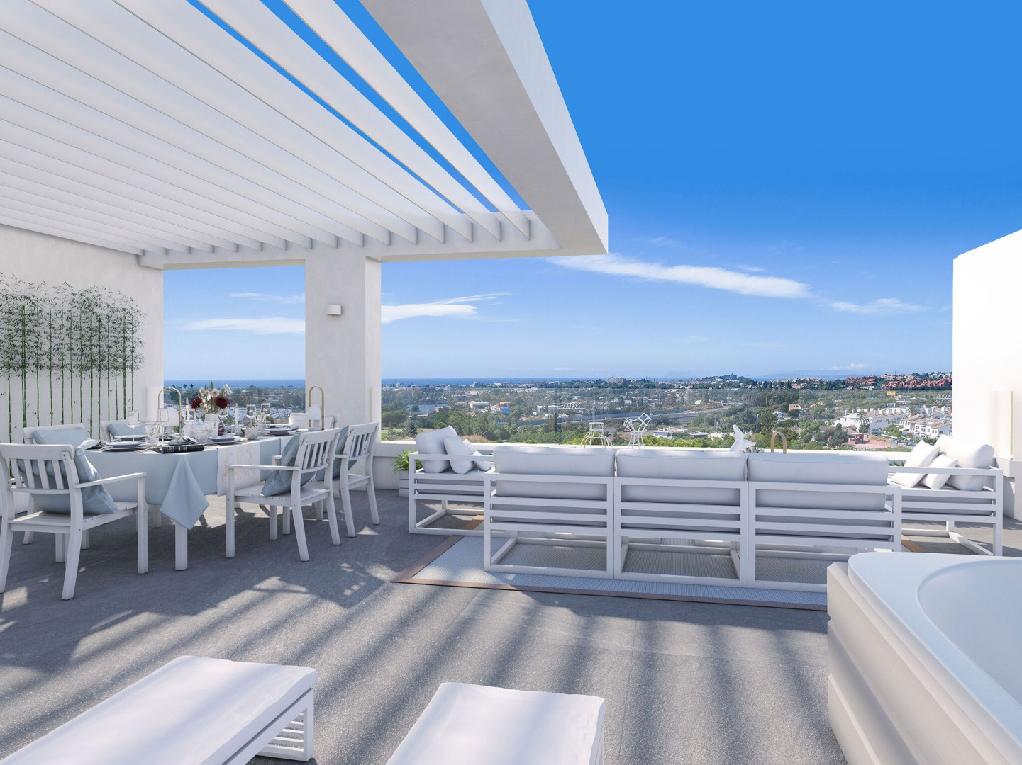 Moderne appartementen Benahavis – La Quinta golf