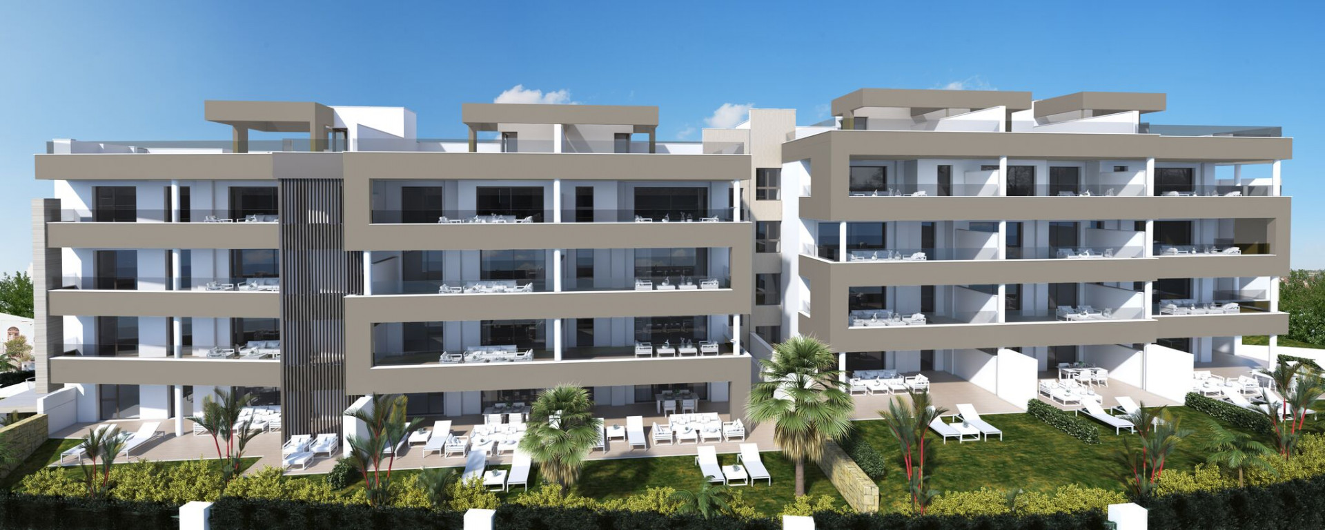 Luxe appartementen in Nueva Andalucía – Puerto Banús costa del sol
