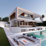 moderne villa estepona kopen costa del sol