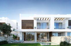 moderne geschakelde villa cabopino marbella