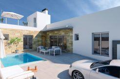 Moderne luxe villa's Guardamar, Costa Blanca Zuid