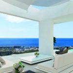 Moderne luxe zeezicht villa's New Golden Mile, Estepona costa del sol