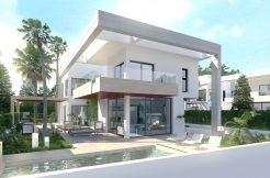 Luxe moderne villa loopafstand winkels restaurants Quesada costa blanca