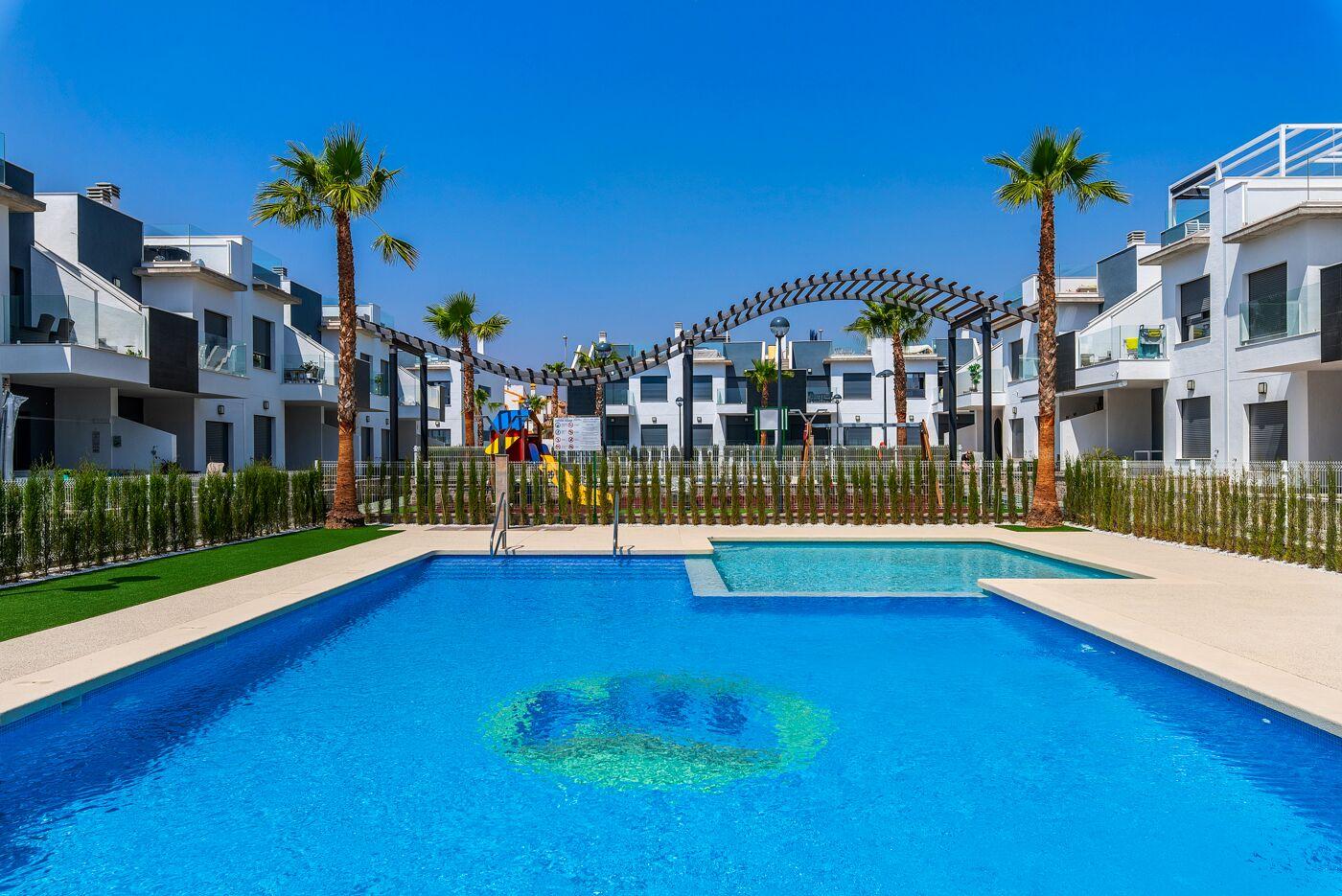 strand appartementen Pilar de la Horadada