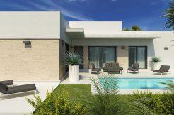 Moderne villa' prive zwembad Daya Nueva, Costa Blanca