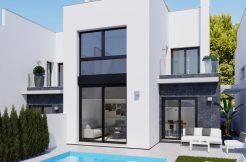 villa modern Orihuela Costa Costa Blanca Zuid Spanje