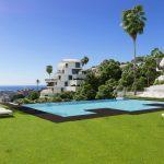 moderne zeezicht appartementen Golfdomein La Quinta Costa del Sol
