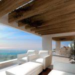 moderne zeezicht appartementen Marbella