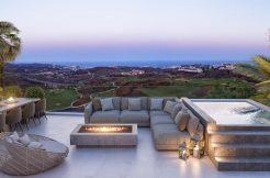 zeezicht appartementen Marbella Spanje