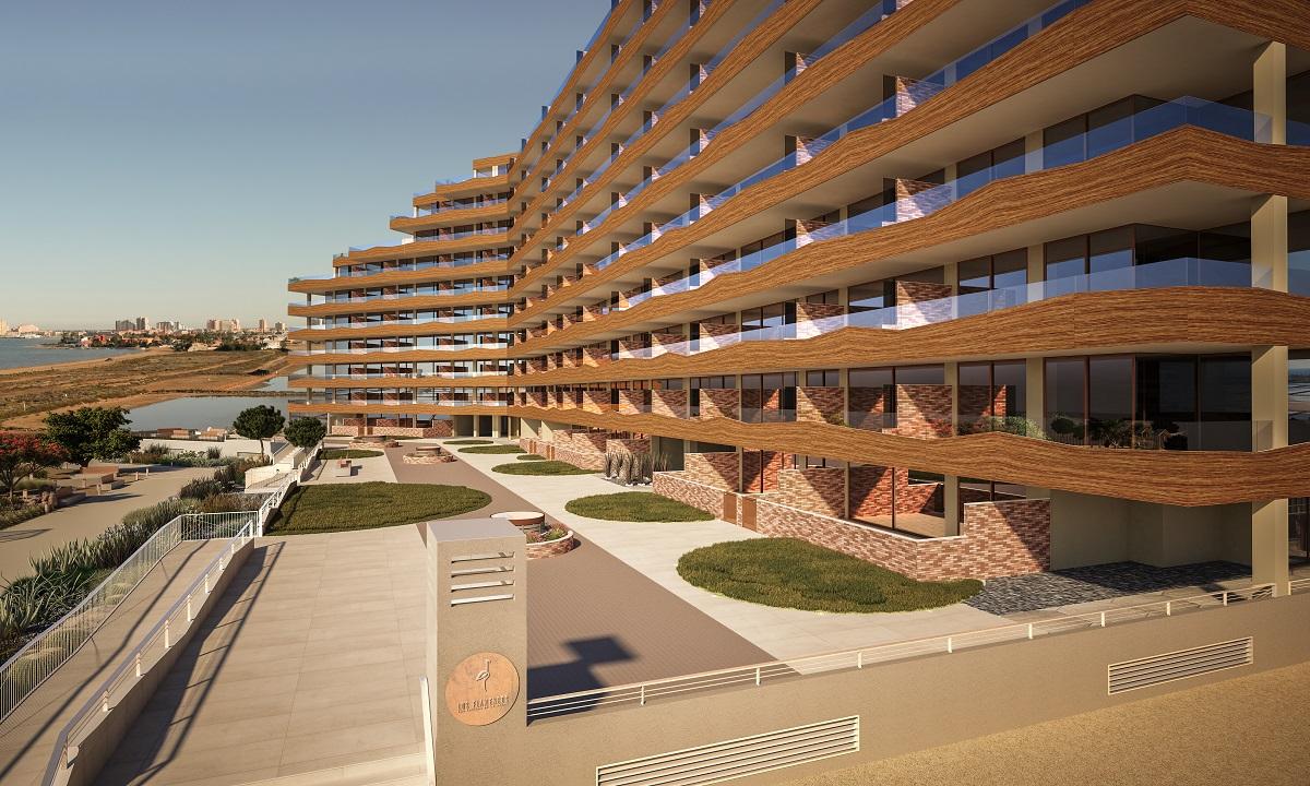 Edificio Los Flamencos 13 - kopie