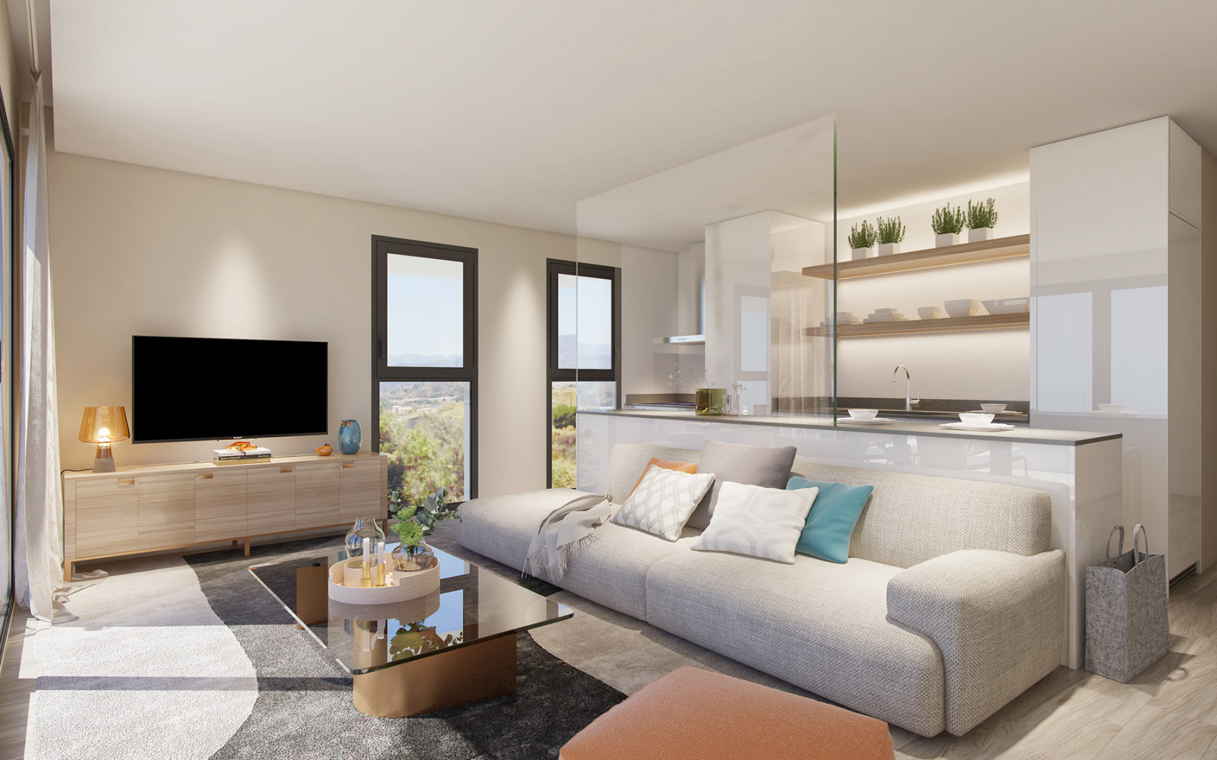 appartement Mijas Costa Costa del Sol Spanje