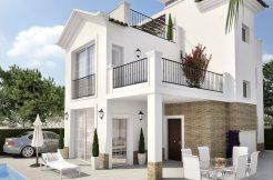 Mediteraanse villa loopafstand strand Torrevieja costa blanca