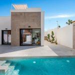 Moderne villa Rojales Costa Blanca Zuid