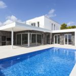 moderne sleutelklare villa Moraira