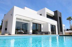kant en klare moderne villa Javea Costa Blanca Noord Spanje