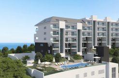 zeezicht appartementen Costa del Sol