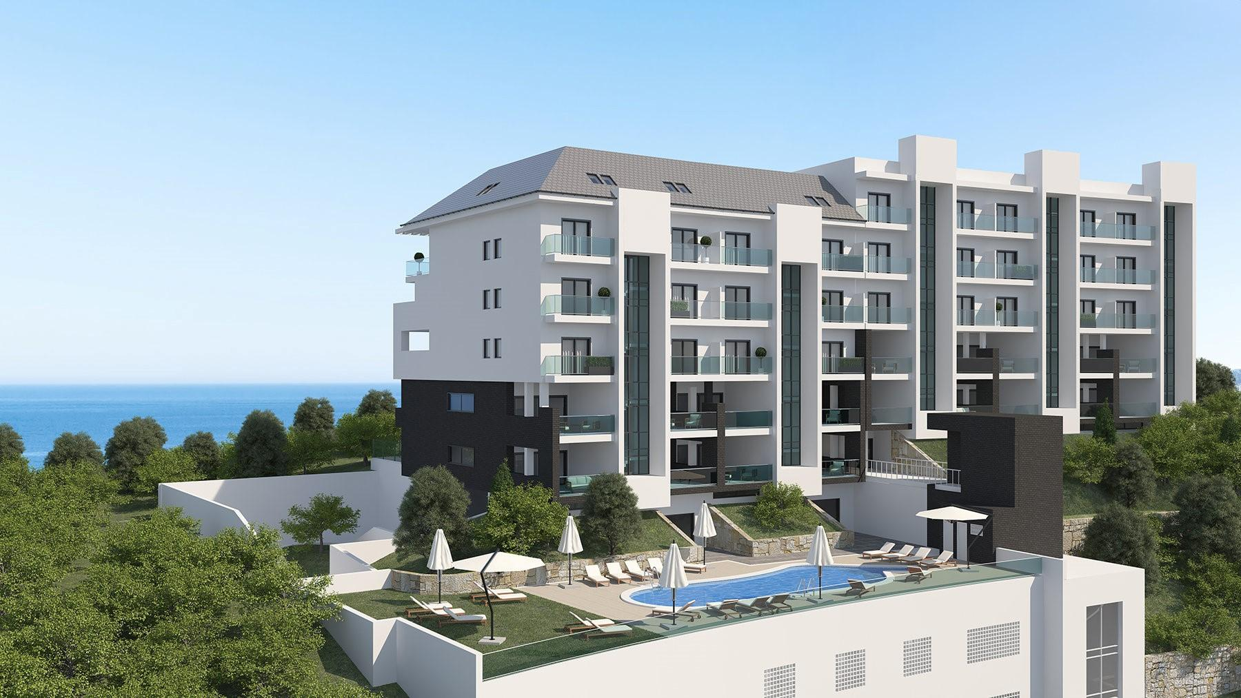 Moderne appartementen loopafstand strand en de haven, La Duquesa