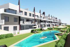 moderne strand appartementen Orihuela Costa Spanje