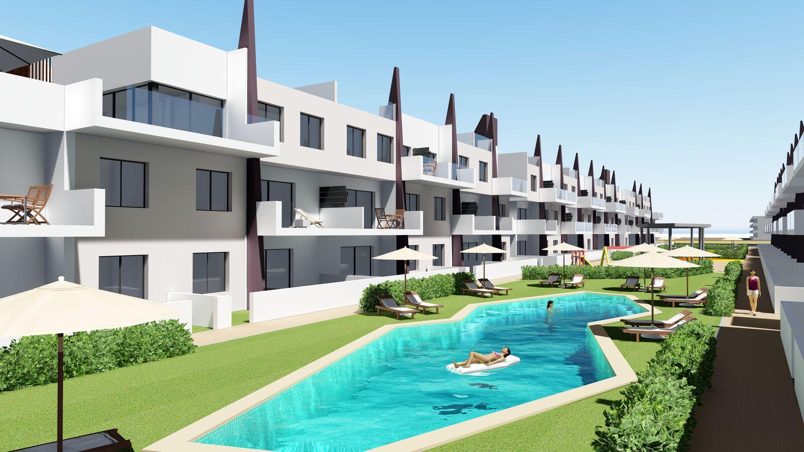 strand appartement costa blanca zuid