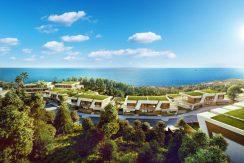 moderne schakelwoningen Mijas Costa costa del sol